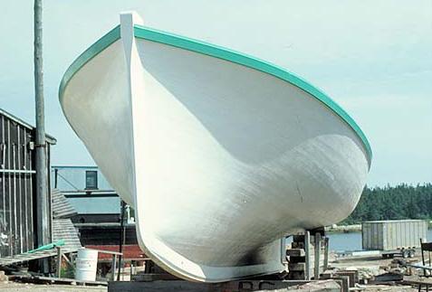 Northumberland Straights boat