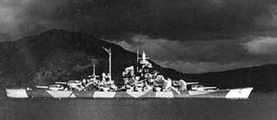 Kriegsmarine's camouflage