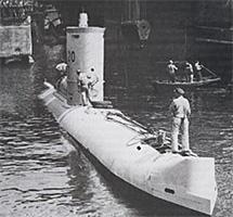 Submarine style sheer edges