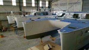 Anatares 44 twin production