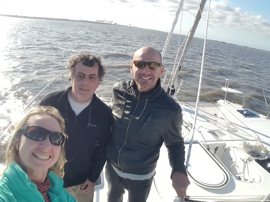 Seahorse Crew group photo